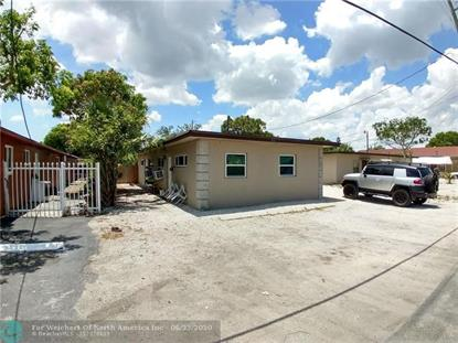 911 NW 12th Ave  Fort Lauderdale, FL MLS# F10235779