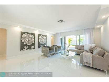 5941 NE 22nd Way  Fort Lauderdale, FL MLS# F10236214
