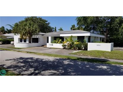 101 SE 14th St  Fort Lauderdale, FL MLS# F10236576