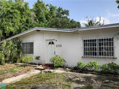 2731 SW 13th Ct  Fort Lauderdale, FL MLS# F10238403