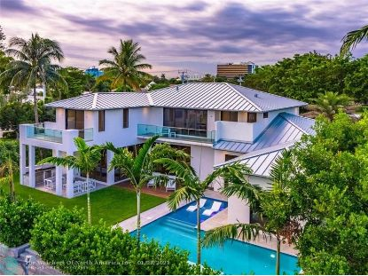 26 S Compass Dr  Fort Lauderdale, FL MLS# F10240525