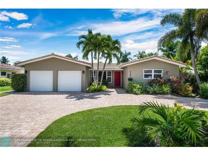 4080 NE 15th Ave  Oakland Park, FL MLS# F10245070