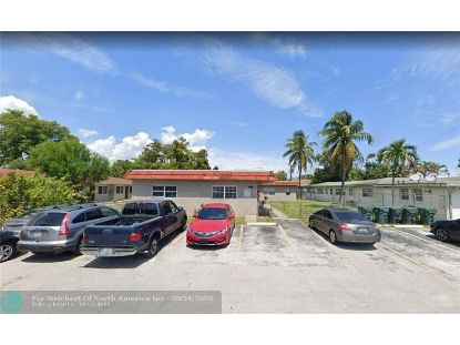 161 NW 40th Ct  Oakland Park, FL MLS# F10245493