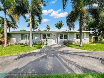 1597 NE 46th St  Oakland Park, FL MLS# F10245845
