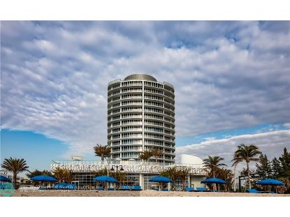 701 N Fort Lauderdale Beach Blvd  Fort Lauderdale, FL MLS# F10247290