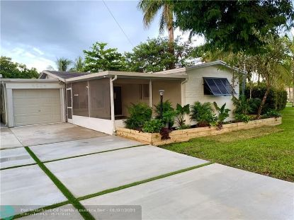 4664 SW 38th Terrace  Fort Lauderdale, FL MLS# F10249865