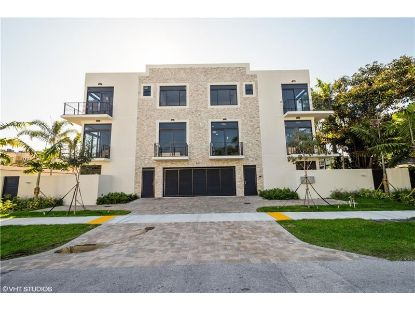 909 NE 16th Terrace  Fort Lauderdale, FL MLS# F10251151