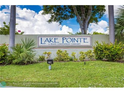 213 Lake Pointe Dr  Oakland Park, FL MLS# F10251282