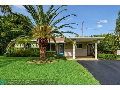 4341 NE 13th Ave  Oakland Park, FL MLS# F10252795