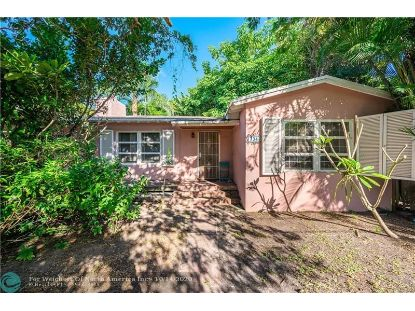 734 NE 17th Rd  Fort Lauderdale, FL MLS# F10253689