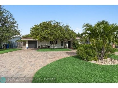 1707 NE 52nd St  Oakland Park, FL MLS# F10253969