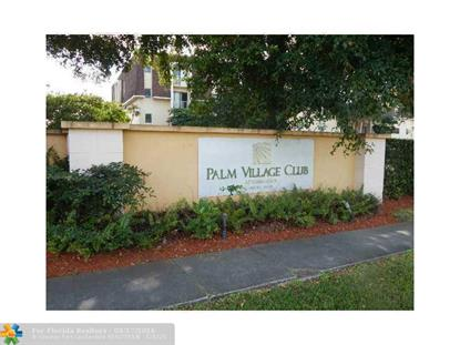 500 NE 2nd St # 121 Dania, FL MLS# F1324560