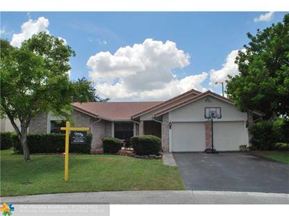10660 NW 17TH CT  Coral Springs, FL MLS# F1345167