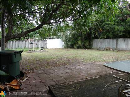 905 NE 16TH CT  Fort Lauderdale, FL MLS# F1366079