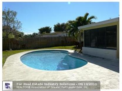 4360 NE 13TH AVE , Oakland Park, FL