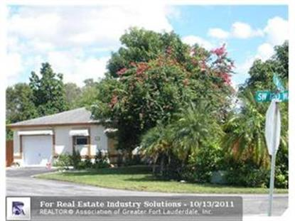 1078 SW 120TH WAY , Davie, FL