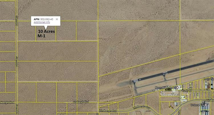 Gantt Road, California City, CA 93505