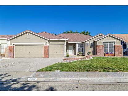 43317 Sawgrass Lane Lancaster, CA MLS# 19006680