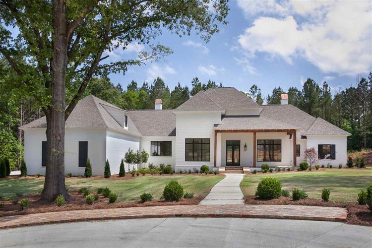 302 twin oak cv ridgeland ms 39157 for sale mls 296411 for Home builders madison ms