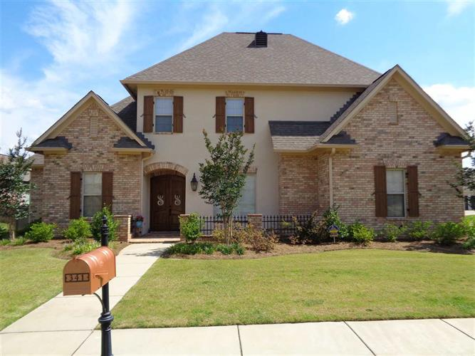 341 SUMMERVILLE DR, Madison, MS 39110