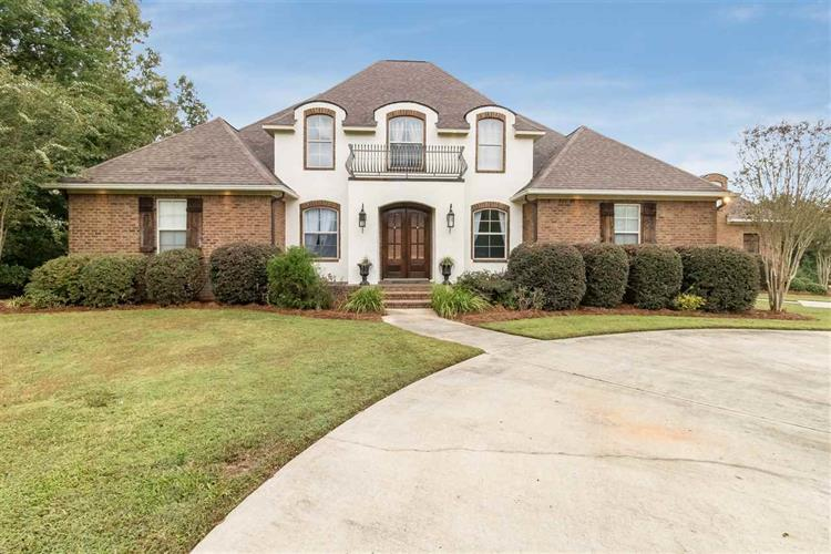 116 CHERRY ROSE TRL, Canton, MS 39046