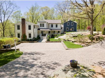 193 Old Huckleberry Road, Wilton, CT