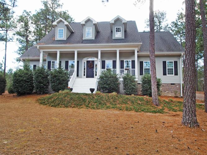 31 Ridge Road, Jackson Springs, NC 27281