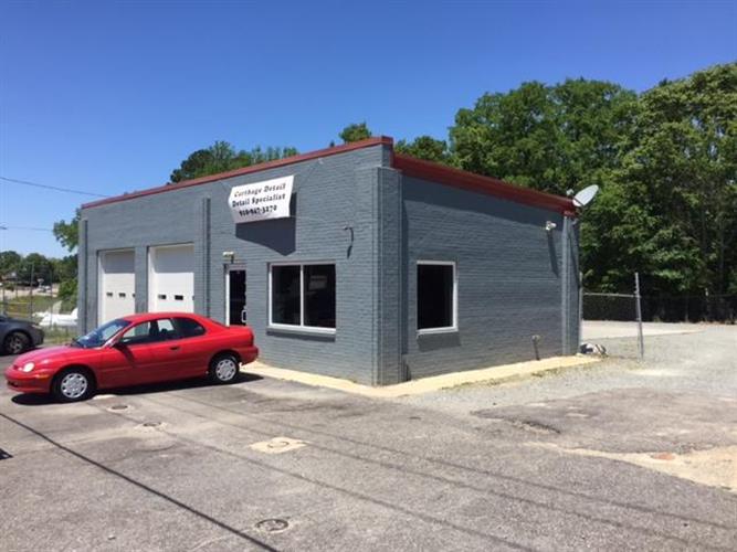 Commercial Building For Sale Monroe Nc