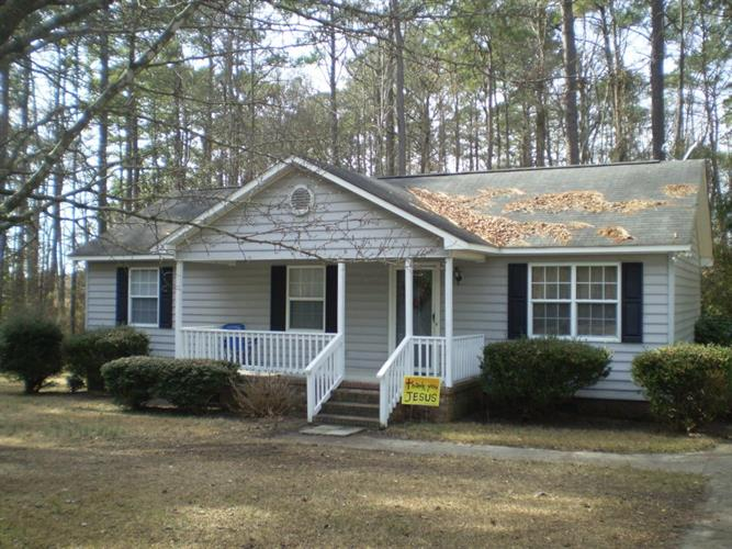 1117 Avalon Drive, Rockingham, NC 28379