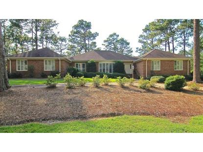 190 Quail Hollow Drive Pinehurst, NC MLS# 177086