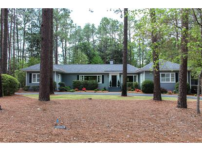20 W Barrett Rd  Pinehurst, NC MLS# 181699