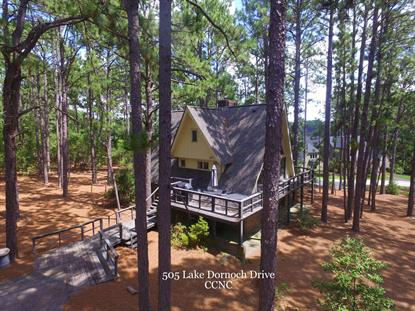 505 Lake Dornoch Drive Pinehurst, NC MLS# 182397