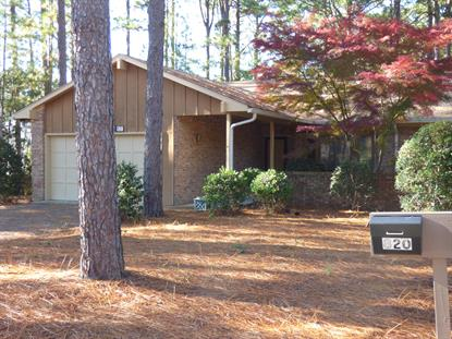 820 Myrtlewood Court Southern Pines, NC MLS# 191356