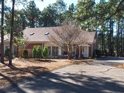 20-D Pinehurst Manor  Pinehurst, NC MLS# 192007