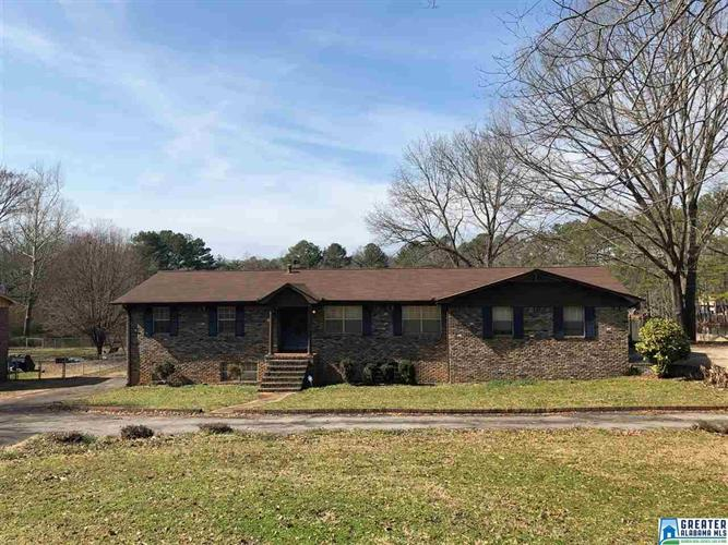1656 OLD SPRINGVILLE RD, Center Point, AL 35215 - Image 1