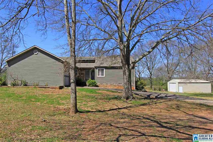 760 PEACEFUL VALLEY RD, Eastaboga, AL 36260