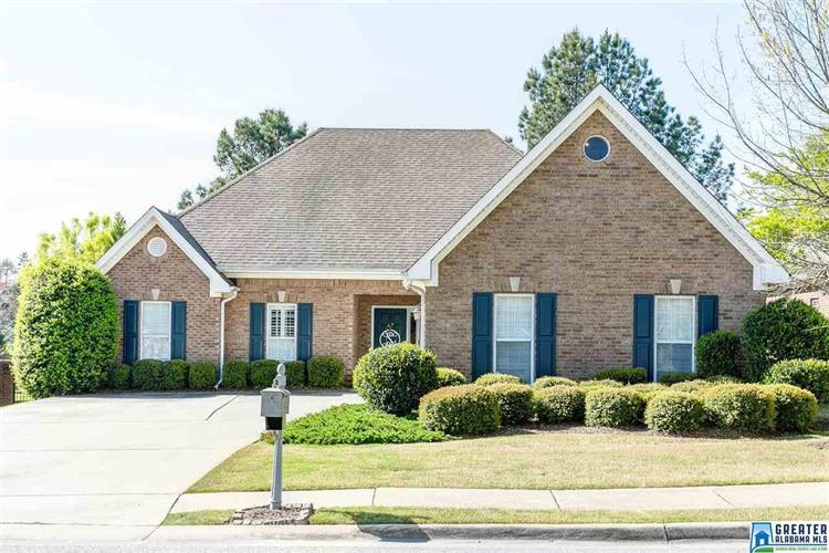 6066 WATERSIDE DR, Hoover, AL 35244