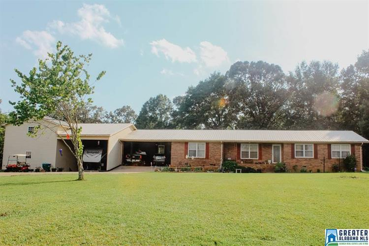 248 HICKORY HILL LN, Munford, AL 36268 - Image 1