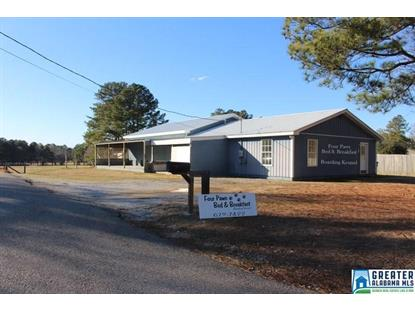 375 COUNTRY CHURCH RD, Harpersville, AL