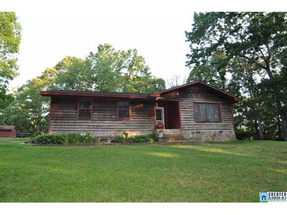 1187 CO RD 626 Heflin, AL MLS# 850849