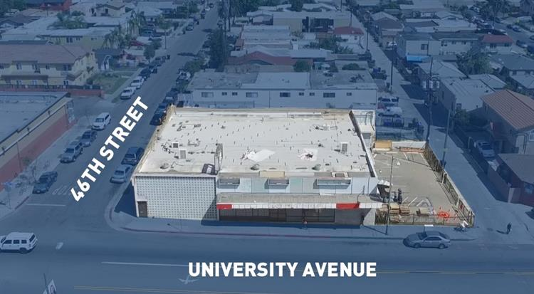 4604 University Ave., San Diego, CA 92105