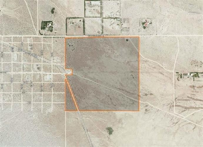 154 acres Split Mountain Rd, Borrego Springs, CA 92004 - Image 1