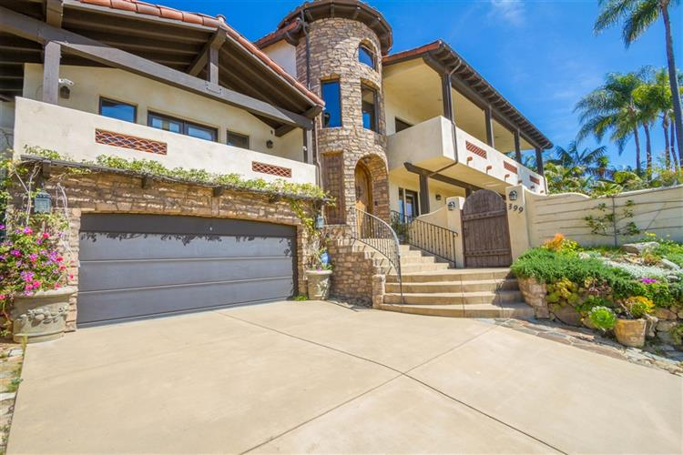 399 Sunset Dr, Encinitas, CA 92024