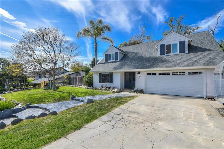 249 Blockton Road, Vista, CA 92083 - Image 1