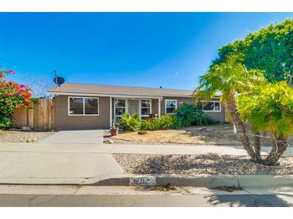 3711 Indian Way San Diego, CA MLS# 180053340