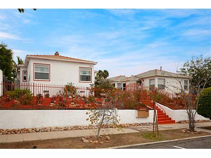3721 35Th St San Diego, CA MLS# 180067227