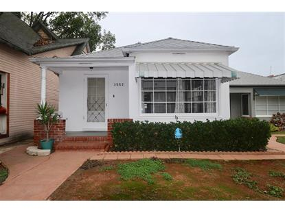 3552 - 3552 1/2 Front St San Diego, CA MLS# 180067373