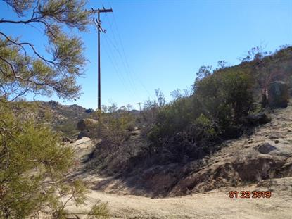 36 acres Old Hwy. 80-Bankhead Springs Jacumba, CA MLS# 190003980