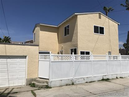 1828 Cable St. San Diego, CA MLS# 190022389