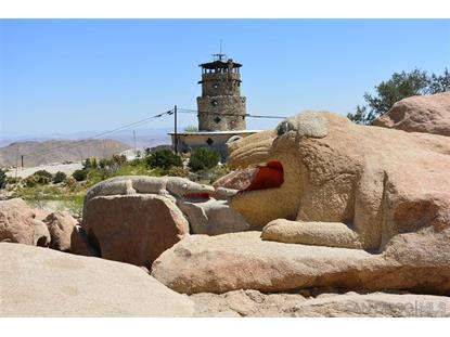 1 Desert View Tower Jacumba, CA MLS# 190022677